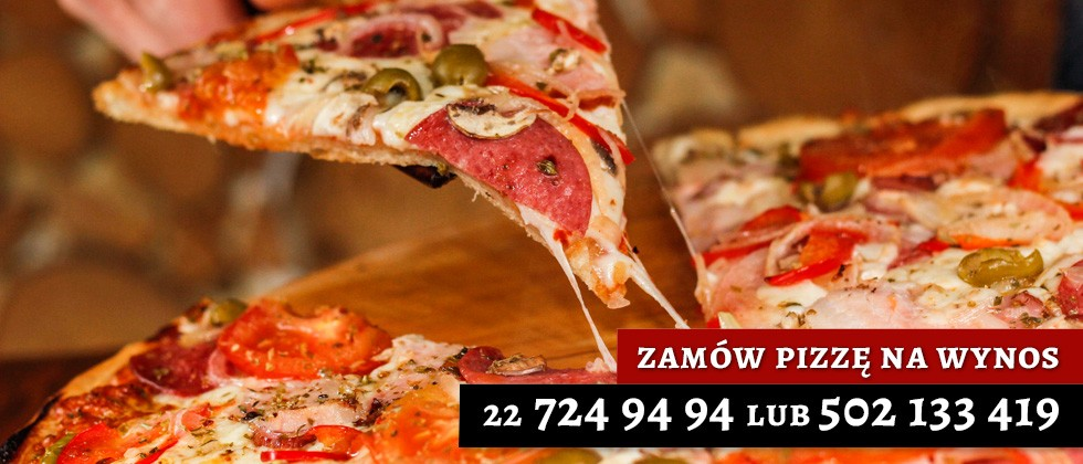 Zamów pizzę na wynos